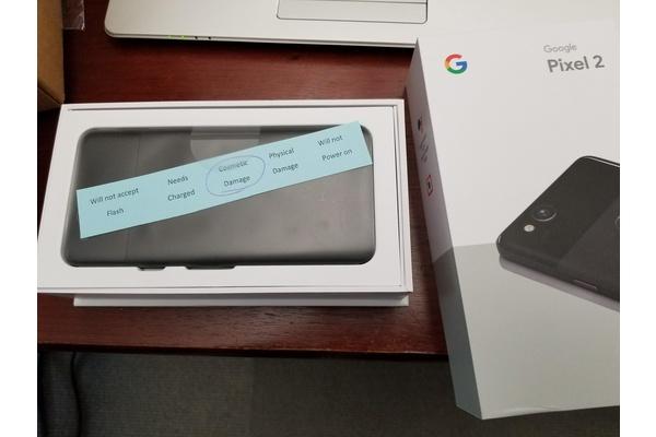 Googlen ongelmat jatkuvat, toimitti laadunvalvonnassa hylätyn Pixel 2 -puhelimen