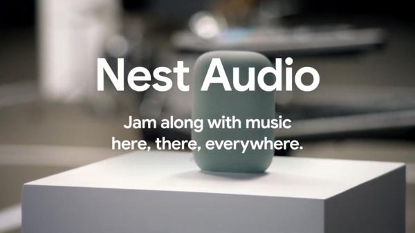 Google's latest smart speaker is for listening to music