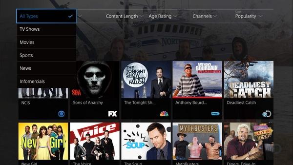 PlayStation Vue will add ESPN, ABC, Disney channels
