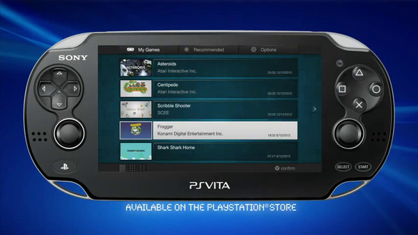 Ps Vita Gets Playstation Home Arcade App Bringing The Classics To The Sony Handheld Afterdawn