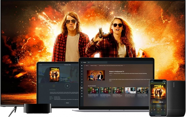 Plex  lanceert gratis streamingdienst voor films, tv-series, documentaires ...