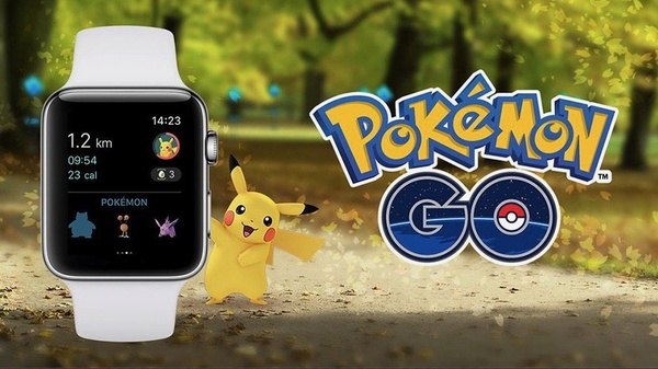 Pokémon GO saapui nyt Apple Watchille