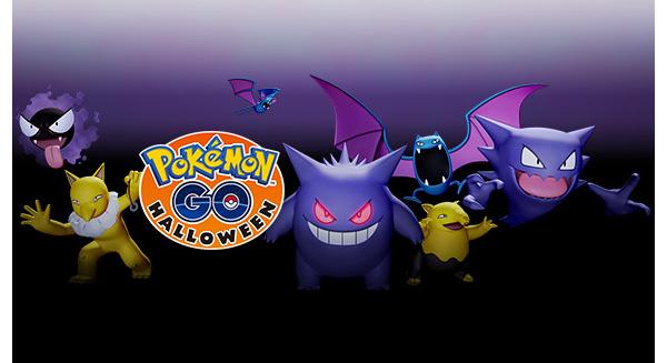 Näin Pokemon Go muuttuu Halloweeniksi