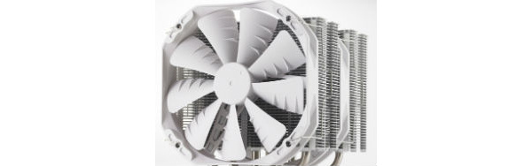 Phanteksilta haastaja Noctua NH-D14 CPU-jäähdyttimelle