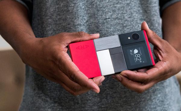 Googlen futuristinen älypuhelinkonsepti saapuu myyntiin ensi vuonna