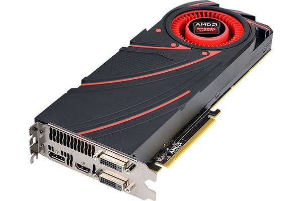 AMD julkaisi Radeon R9 290 -näytönohjaimen