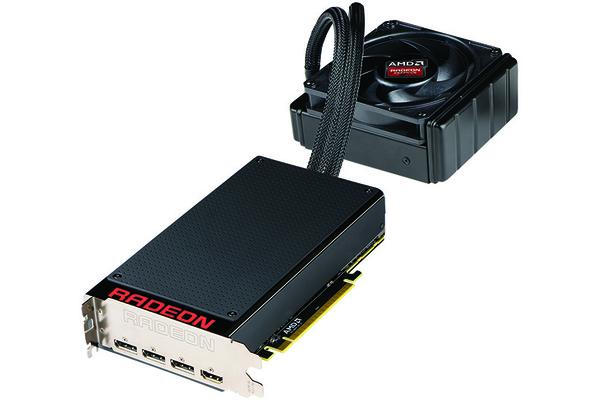 AMD:n Fury X -näytönohjaimien pumput inisevät jälleenmyyntiversioissakin