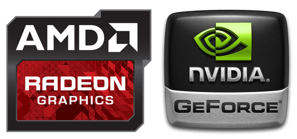 Nvidialta ja AMD:ltä uudet näytönohjainajurit