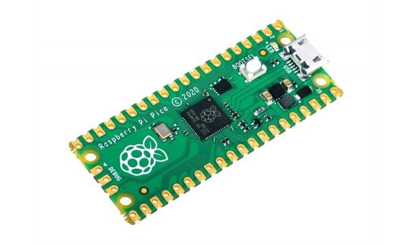 Raspberry Pi Pico - 4 euroa maksava uutuus virittelijöille