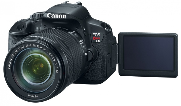 Canon recalls DSLR cameras for potential skin allergy risk