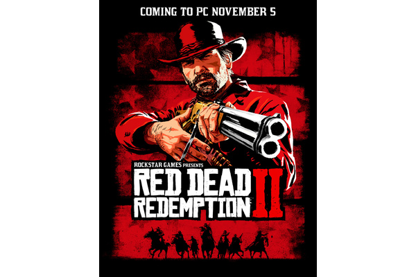 Red Dead Redemption 2 PC date, new content confirmed