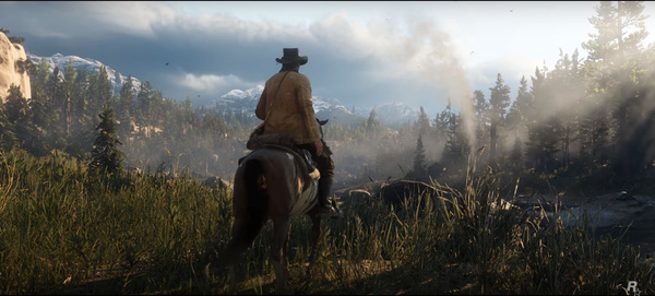 WATCH: Rockstar drops second Red Dead Redemption II trailer
