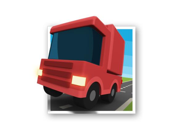 Ylistetty suomalaispeli julkaistiin Androidille: RGB Express