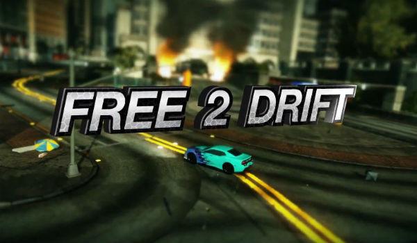 Ridge Racer Driftopia bliver Free-To-Play