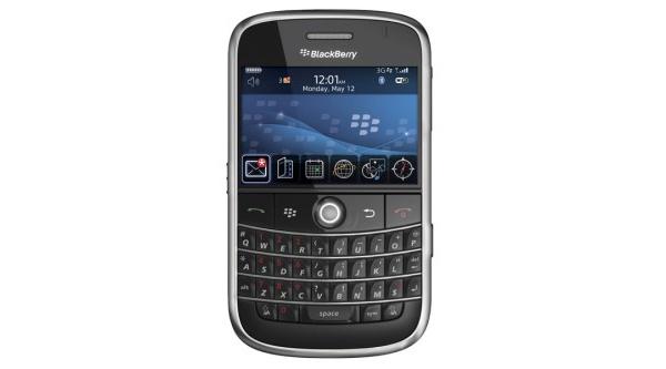 RIM:n BlackBerry rantautui pienimuotoisesti Suomen markkinoille