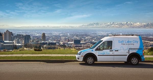 Salt Lake City is the next lucky city to get Google Fiber gigabit Internet