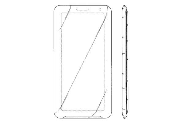 Samsung patentoi 21:9-kuvasuhteen puhelimen, mallia LG:n pitkulaisesta suklaapuhelimesta?