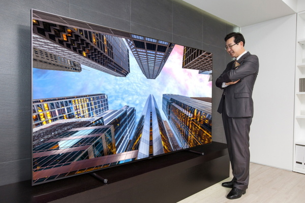 Samsung to stop manufacturing LCD panels entirely