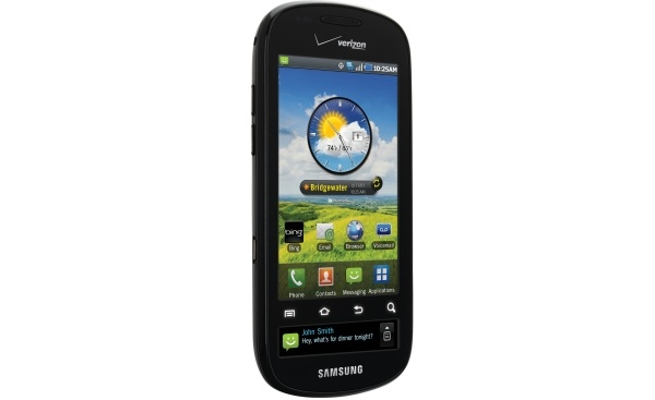 Samsung Continuum jatkaa Galaxy-sarjaa