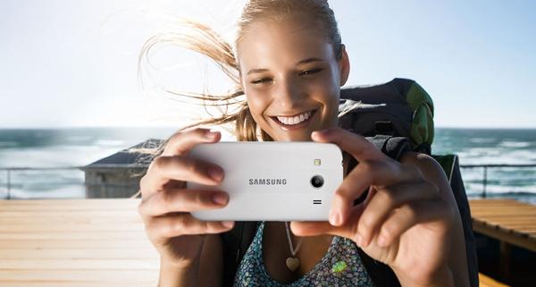 Samsungilta jälleen yksi puhelin Galaxy-massaan