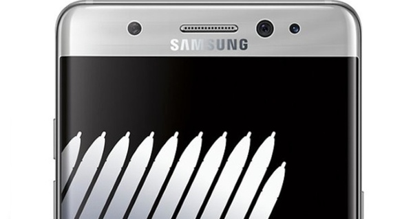 Galaxy Note 7:lle pakollinen päivitys: Pienentää akun kokoa