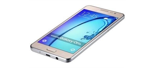 Nopeustesti paljastaa Samsungin uuden On7-puhelimen