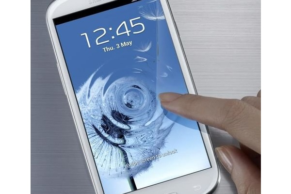Ensikokemukset Samsung Galaxy S III:sta