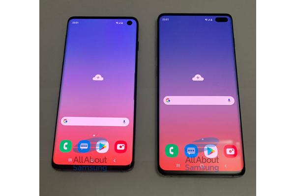 Galaxy S10 ja S10+ -prototyypit esiintyvät uusissa kuvissa