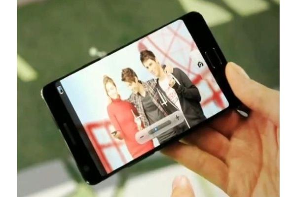 Samsung Galaxy B will feature edge-to-edge screen
