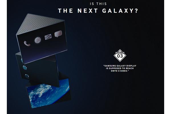 Samsung paljasti Galaxy S6:n ominaisuuksia
