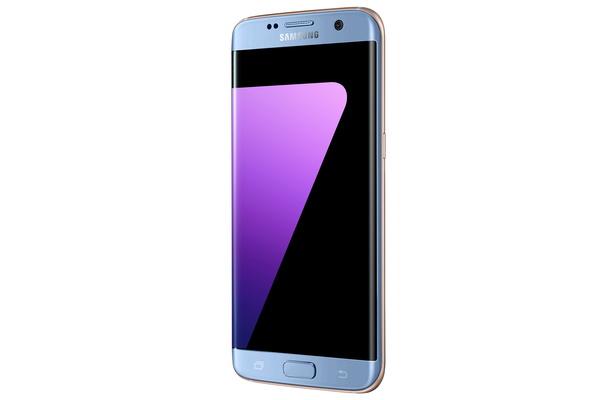 Samsung toi uutta väriä Galaxy S7:ään