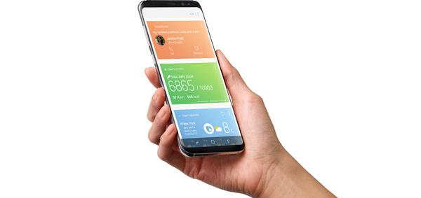 Samsungilta muutoksia Galaxy-puhelinten Bixby-nappiin