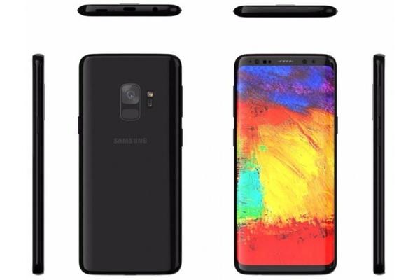 Samsung Galaxy S9 -vuodot jatkuvat kuorivalmistajan paljastamilla kuvilla