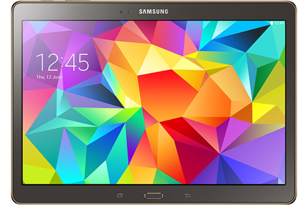Hands-on with Samsung Galaxy Tab S's features
