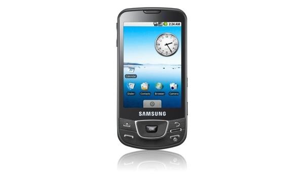 Samsungin ensimmäinen Android-puhelin rantautuu pian Eurooppaan