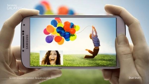 Samsungin markkinointijyrä käynnistyi: tässä ensimmäiset Galaxy S4 -mainokset