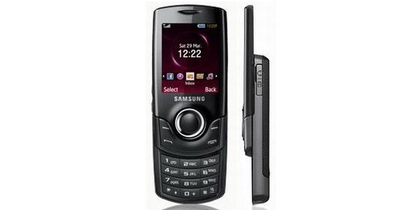 Samsung S3100 julki - edullinen liukukansipuhelin