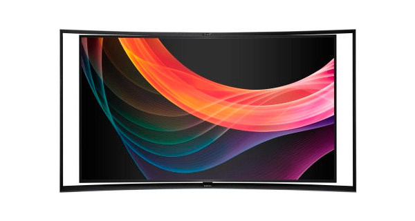 Samsung brings $9,000 curved OLED TV to U.S.