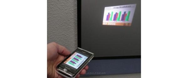 Samsungiltakin projektoripuhelin - toistaiseksi vain Korean markkinoille