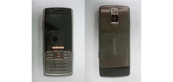 Samsungilta B5100-älypuhelin