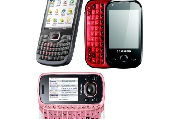 Samsung vahvistanut B7330:n, B3310:n ja CorbyPRO:n tulon Suomeen