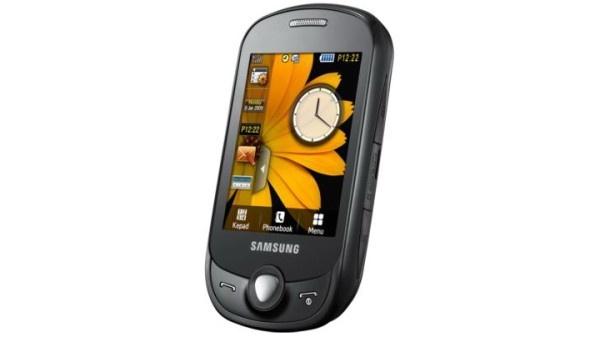 Samsung Corby Pop onkin C3510 Genoa Euroopassa