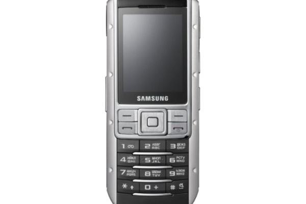 Samsungilta Ego-luksuspuhelin