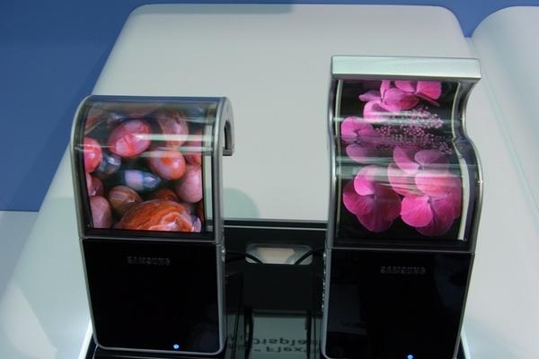 Samsung demoaa taipuisaa näyttöä tammikuun CES-messuilla