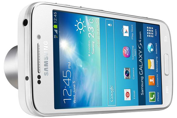 Videolla: Samsungin Galaxy S4 Zoom ensikäsittelyssä