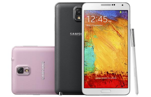 Samsung: Note-puhelimet myyvät kymmeniä miljoonia
