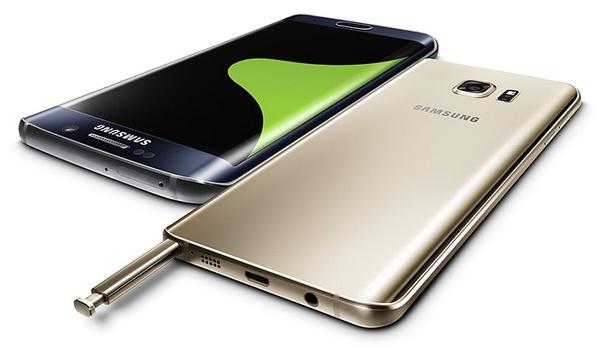 Samsung Galaxy Note 7:n iiris-skannerin tiedot paljastuivat