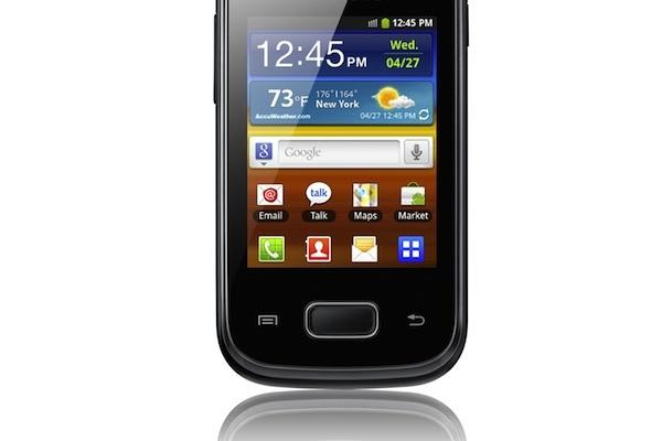 Samsungilta edullinen Galaxy Pocket