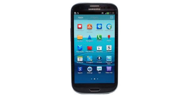 Musta Galaxy S III tulossa myyntiin