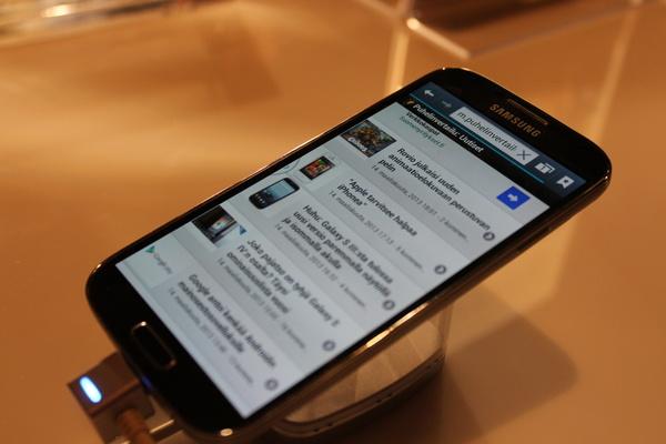 Hakkerit rootanneet Galaxy S4:n ennen myyntiin saapumista